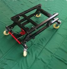 BRAND NEW HYDRAULIC HEAVY DUTY POOL TABLE TROLLEY JACK HANDLE LIFTER MOVER